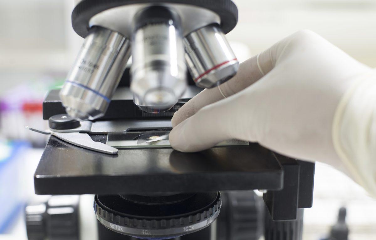 studi clinici microscope